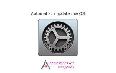 Automatische update macOS